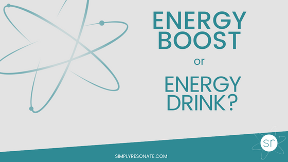 energy boost, energy drink