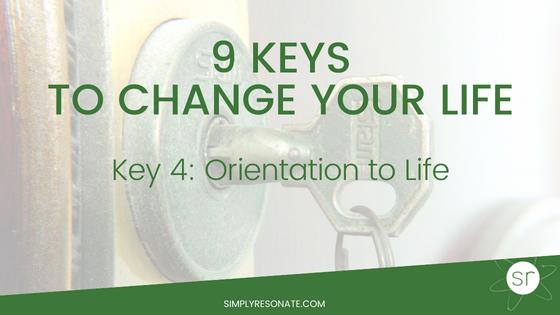 key 4, orientation