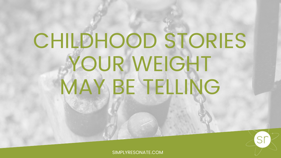 childhood stories of weight