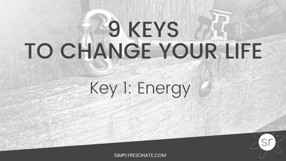 key 1, energy